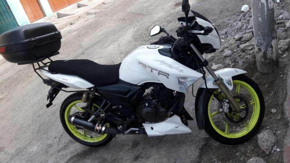Venta de Moto Tvs Apache Rtr 180