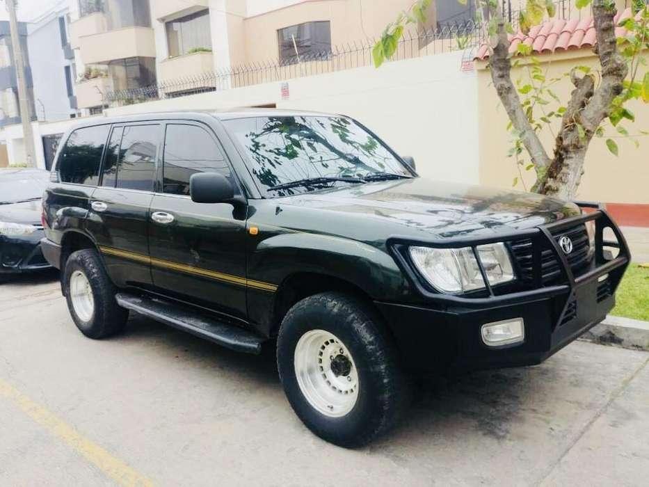 Toyota Land Cruiser 2001 - 158000 km
