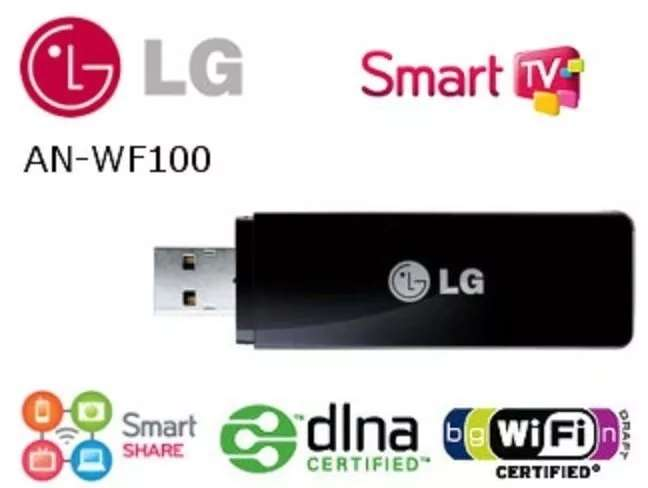 Lg Dongle Wi Fi Para Tv Lg Con Smart Tv Nuevo