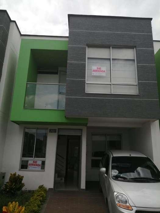 Se Arrienda Apartamento en Conjunto Rio
