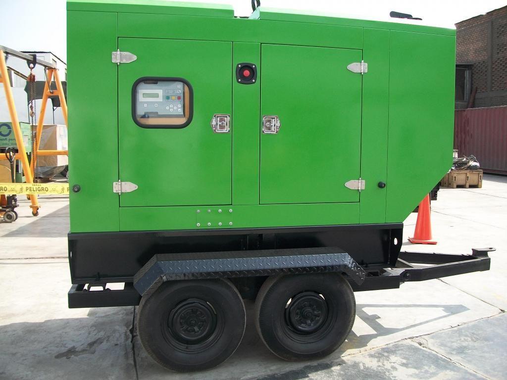 GRUPOS ELECTROGENOS DESDE 55 kW  HASTA 700 kW. - ¡ OCASION!
