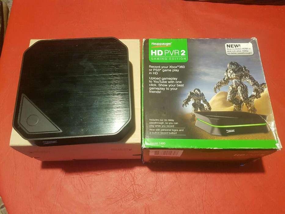 Vendo Hauppauge Hd Pvr2 Ps3/ps4 Xbox Etc