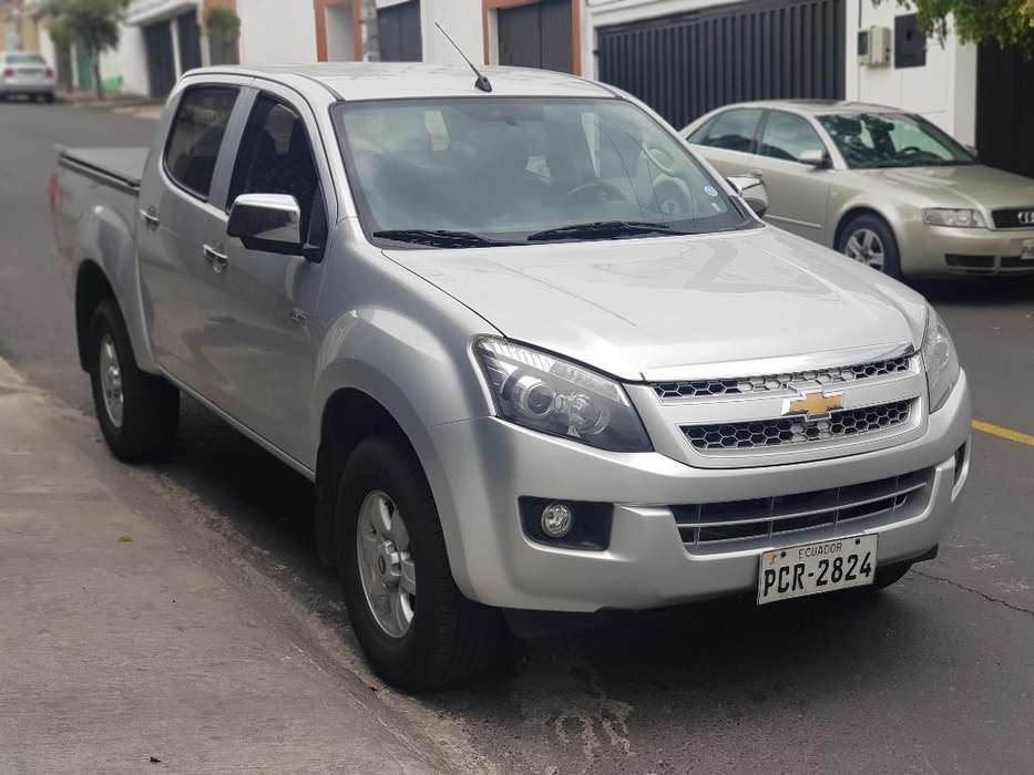 <strong>chevrolet</strong> D-Max 2016 - 80000 km