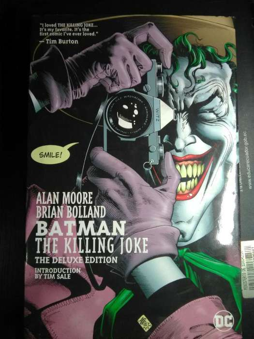Comic Batman The Killing Joke(en Ingles)