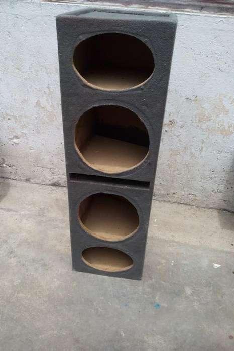 30.000 Cajon para Sonido Car audio bajos 12' y tortas excelente estado