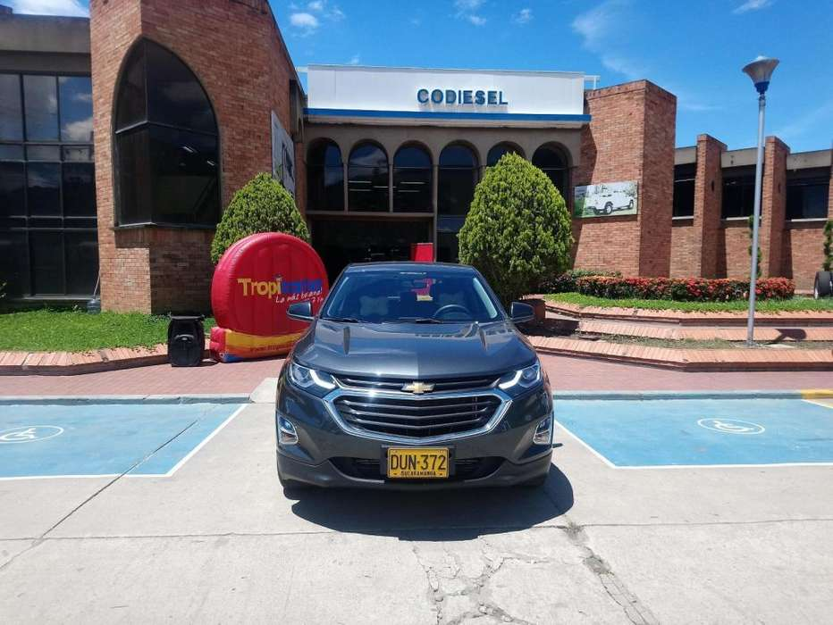 Chevrolet Equinox 2018 - 7500 km