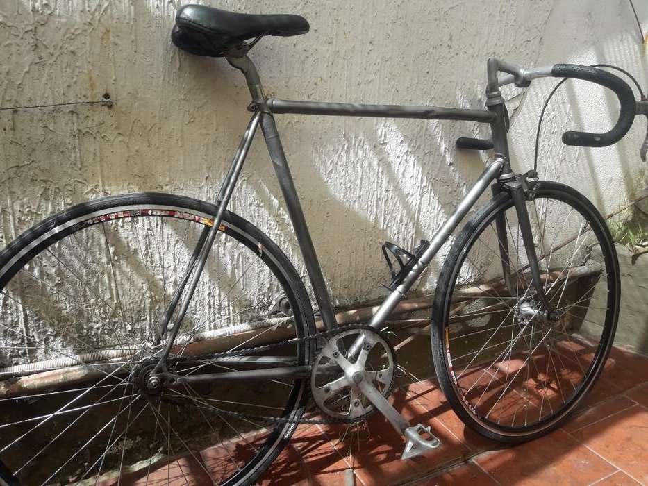 Bicicleta Pistera Rutera Fixie 28