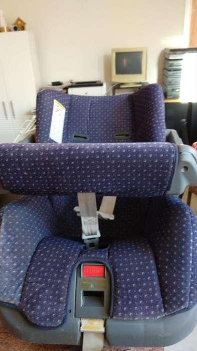 Butaca (silla) bebé para auto