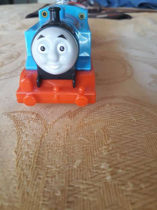 Vendo Pista de Thomas
