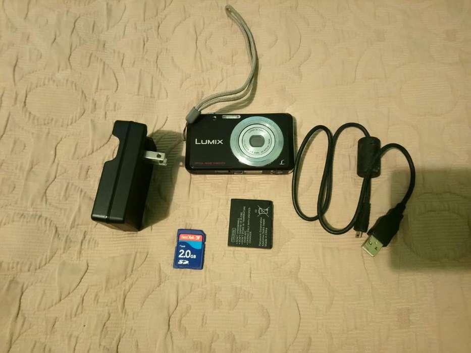 Camara Sony Lumix