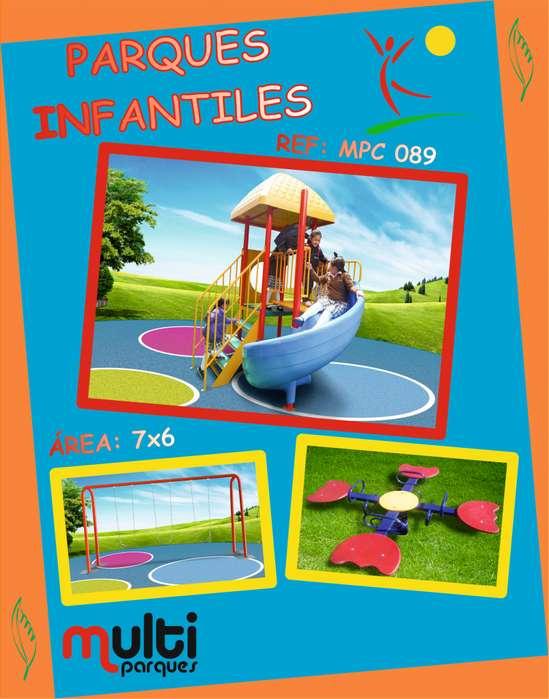 Parques infantiles PROMOCIÓN
