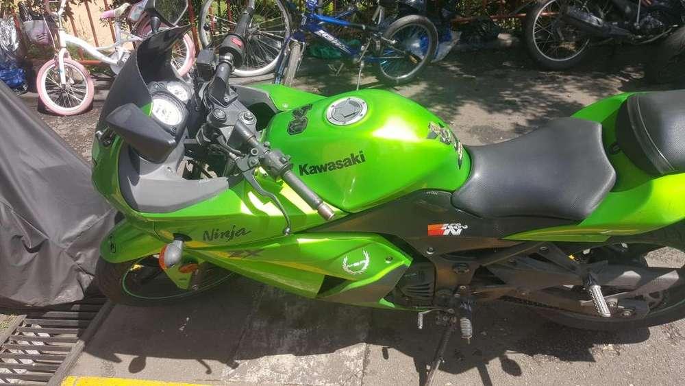 NINJA 250R 2012