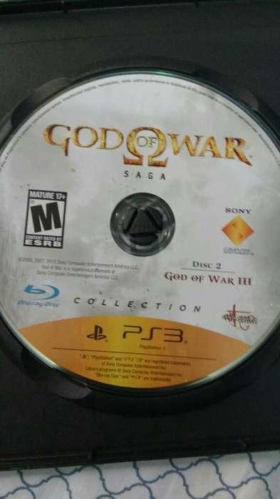 God Of War 3 Ps3 30 Soles