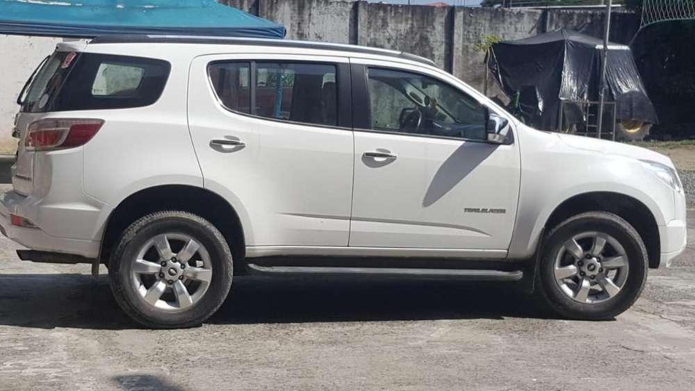 Chevrolet Trailblazer 2013 - 27000 km