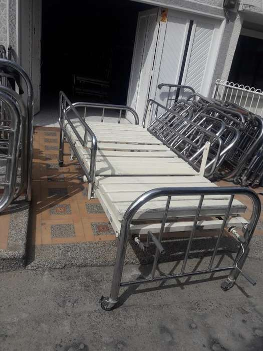 Vendo Camas Hospitalaria