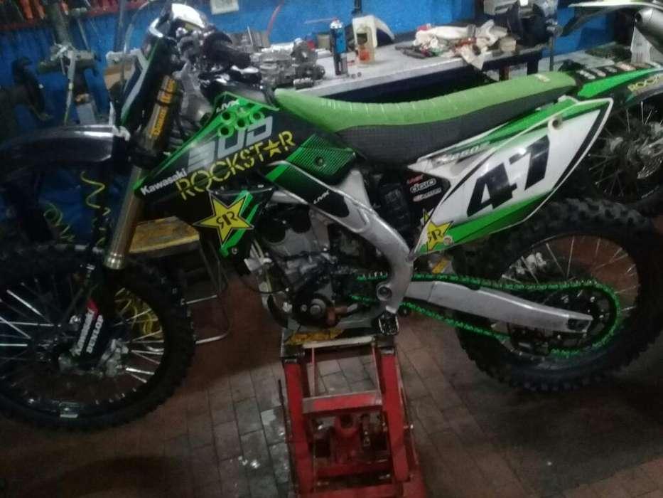 Kxf 250 2009 Asegurada Patentada