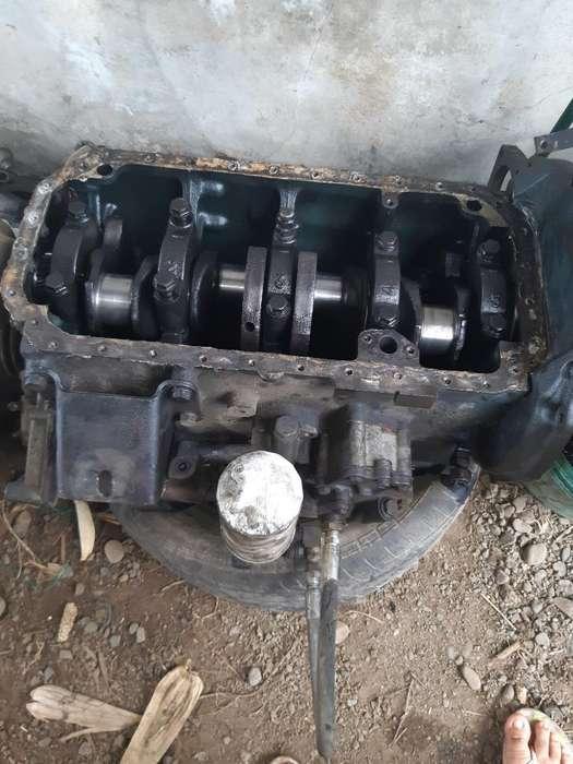 Motor Nissan Castar para Repuesto