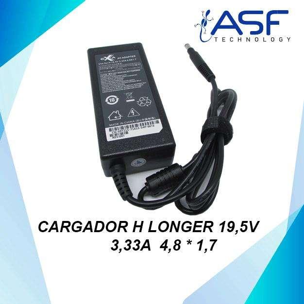 CARGADOR H LONGER 19,5V 3,33A 4,8 * 1,7 EXA