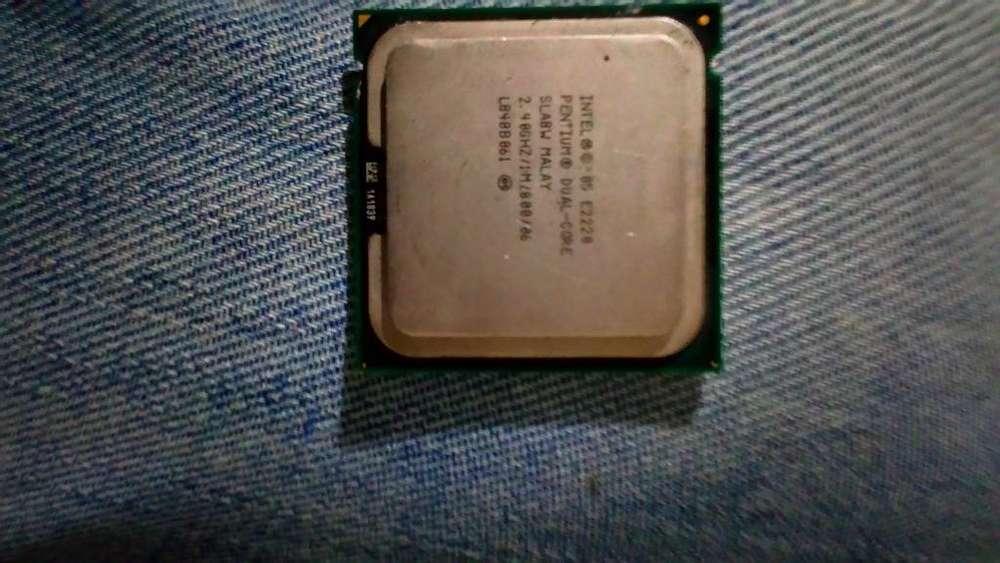 Procesador E2220