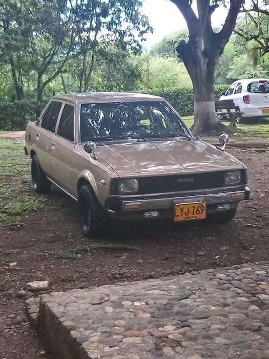 Toyota Corolla 1981 - 107000 km