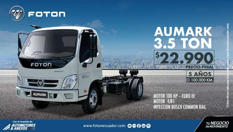 CAMION FOTON AUMARK 3.5 TN