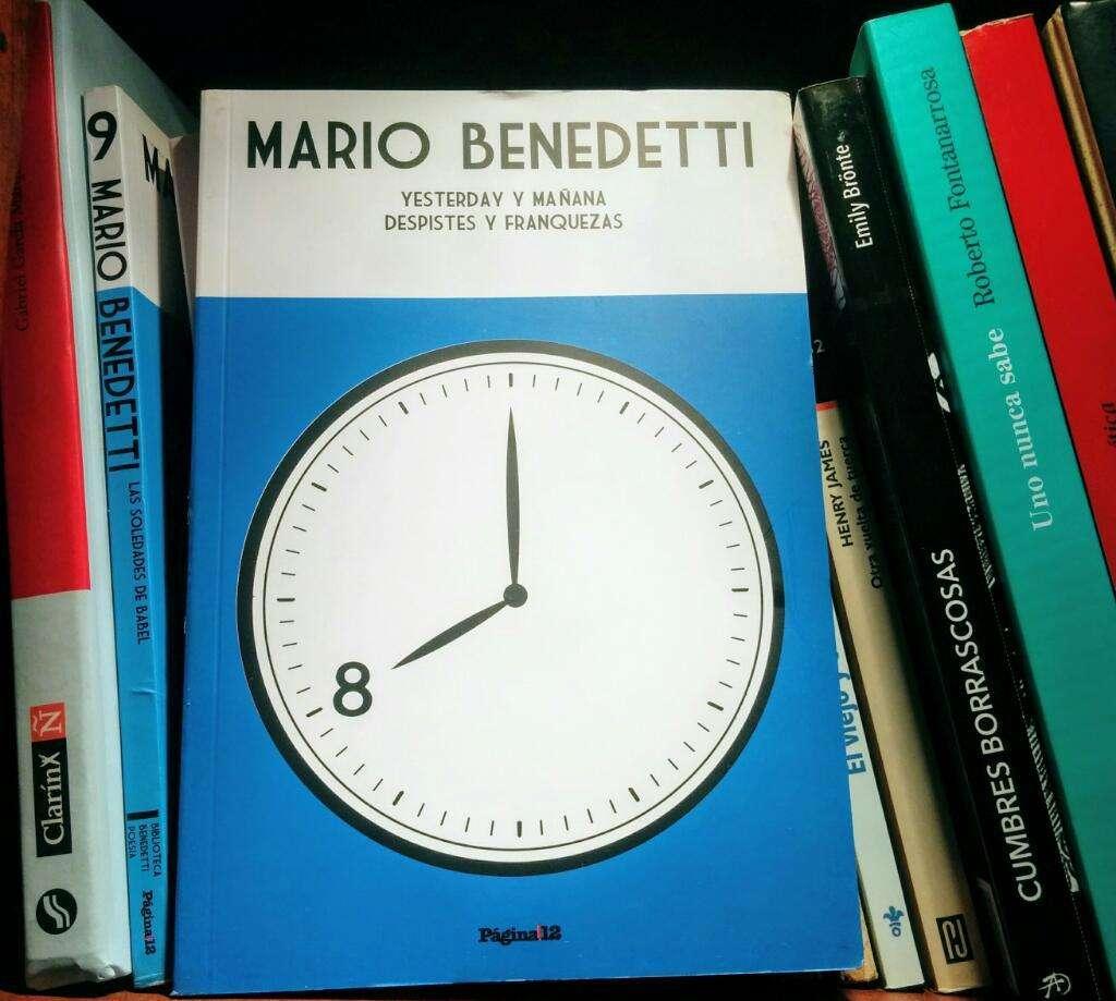 Mario Benedetti - Yesterday Y Mañana