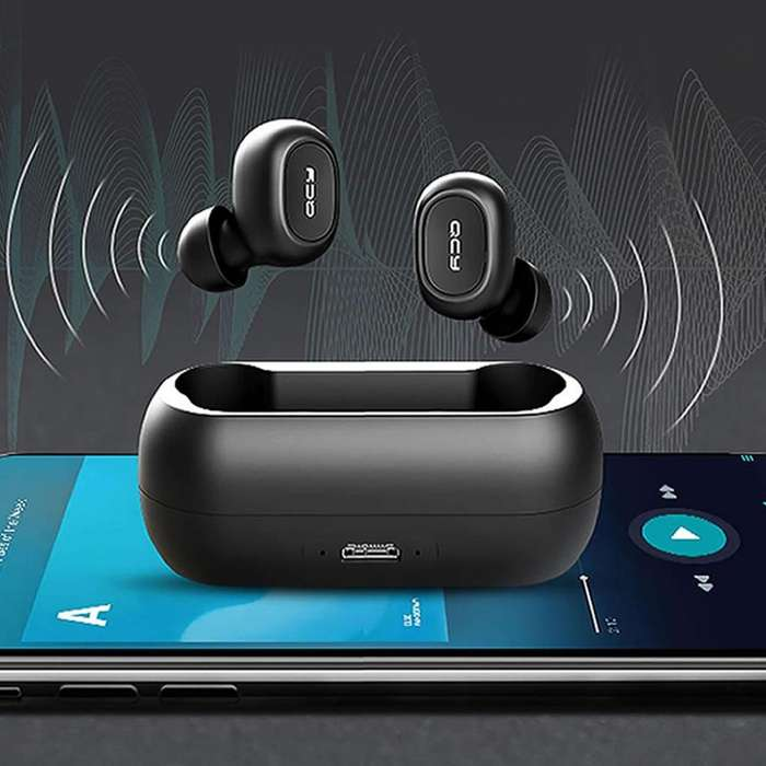 Audifonos QCY <strong>bluetooth</strong> de Alta Calidad