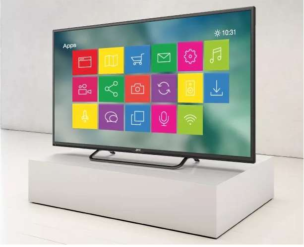 Tv Led Jvc 50 Clasica Android 7 Smart Tv 4k Canales IPTV