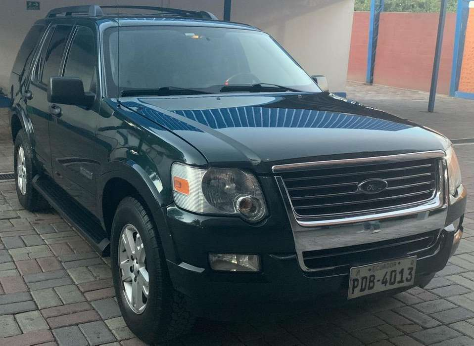Ford Explorer 2008 - 209000 km