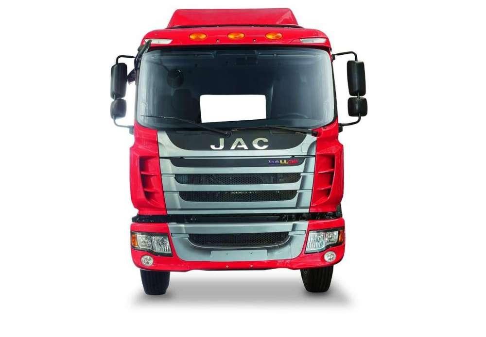 Camión JAC 13 toneladas chasis EURO 4 - HFC1161 CH 4X2 E4 13 TON