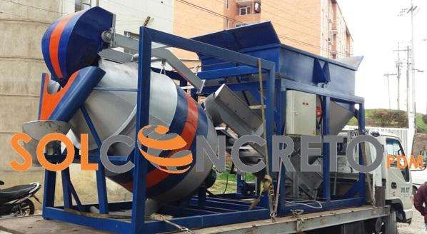 premezcladoras de concreto diferentes capacidades