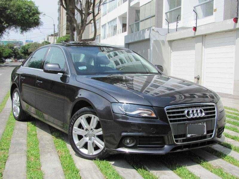 Audi A4 2010 - 53600 km