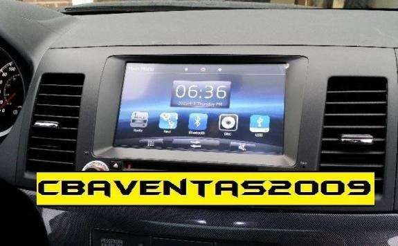 Estereo CENTRAL MULTIMEDIA STEREO <strong>mitsubishi</strong> LANCER Gps Android Bluetooth