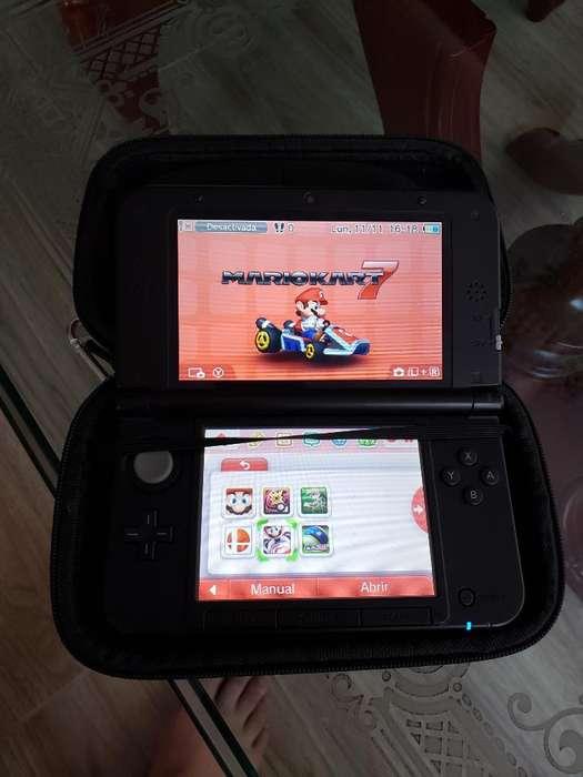 Se Vende Nintendo 3ds Xl Programada