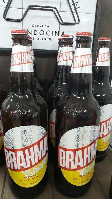 Cajon Cerveza Brahma X 12