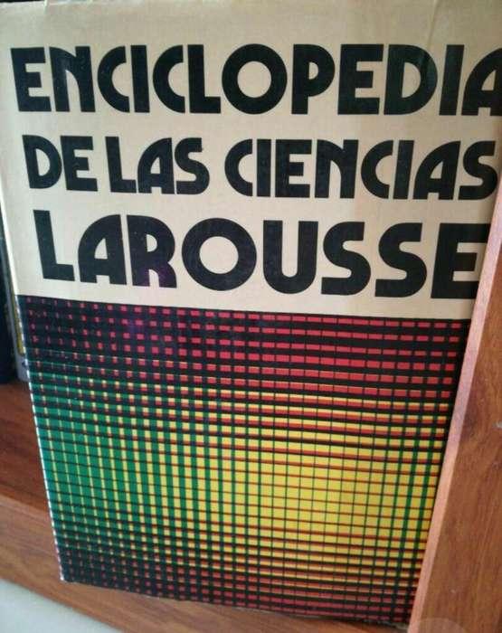 Enciclopedia de Las Ciencias, Tres Tomos