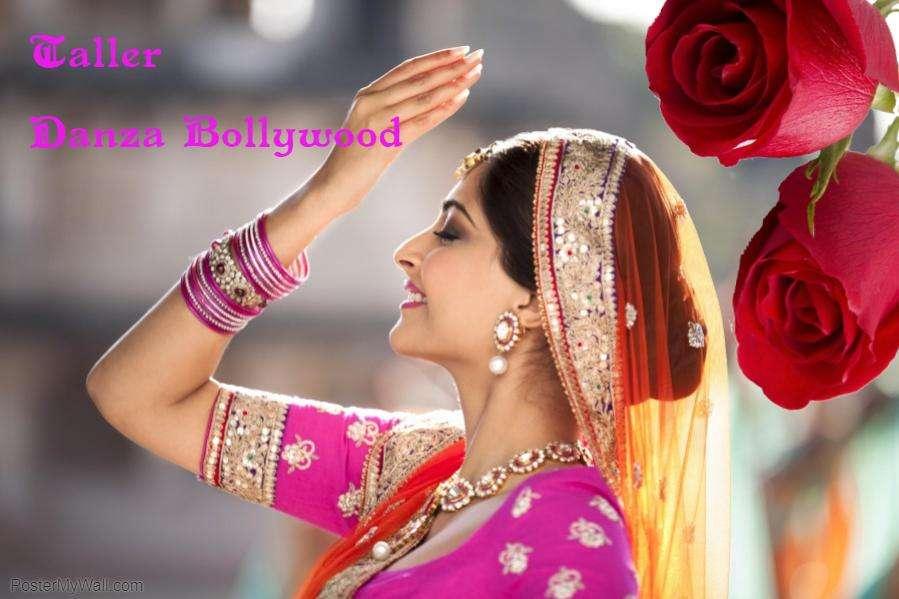 Clase Taller de Danzas Bollywood de India