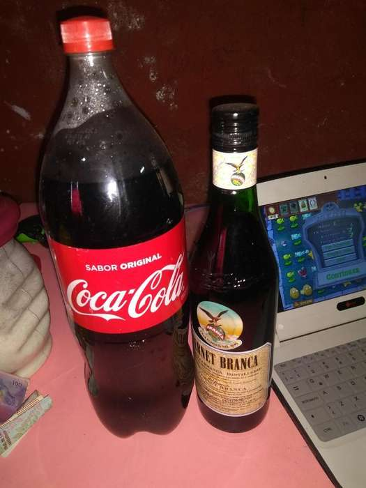 Combo Fernet Mas Coca
