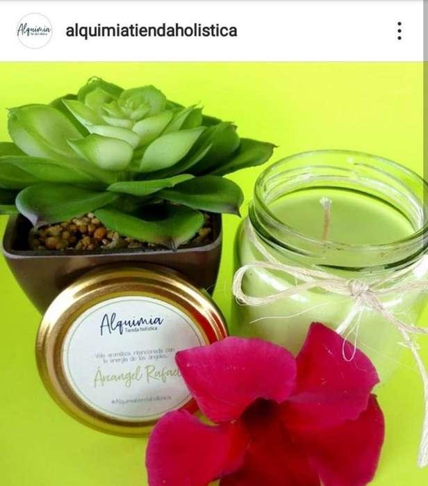 <strong>vela</strong> Aromatica Del Arcangel Rafael