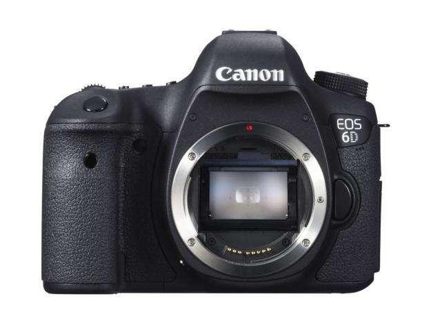 Canon 6D Body WG nuevas con garantia Importador