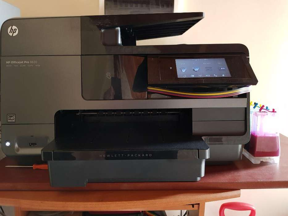 Impresora Hp 8620
