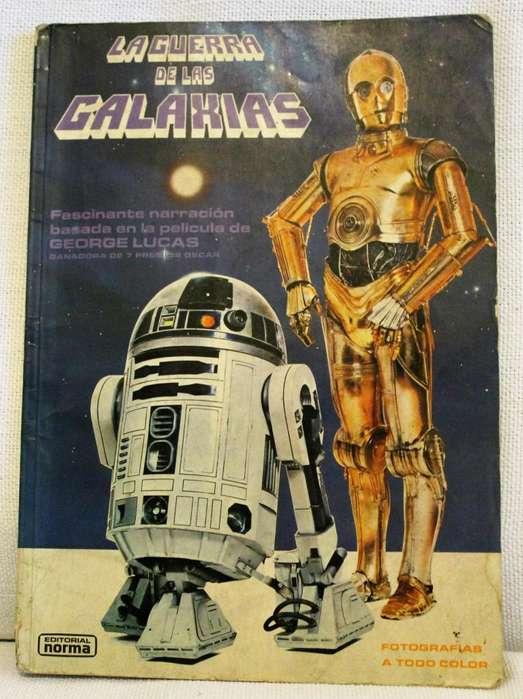 Star Wars, Fotolibro Original Año 1978, Editorial Norma