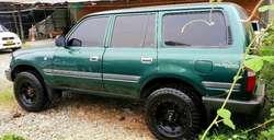 Toyota Burbuja Full Equipo con Nevera