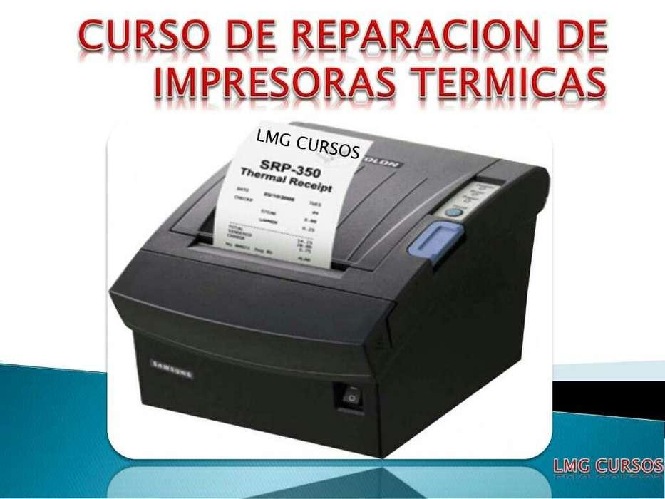 Curso de Reparación de Impresoras Termic