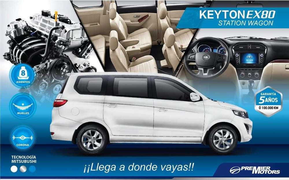KEYTON EX80 2019 - 0 km