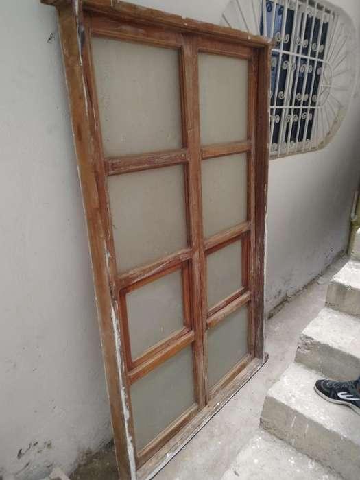 <strong>venta</strong>na de Madera 117 Cm X 170 Cm