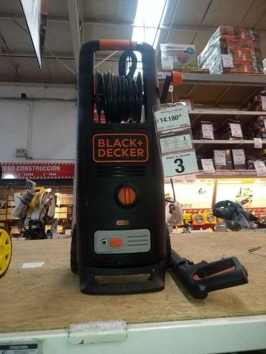 <strong>hidrolavadora</strong> Black And Decker