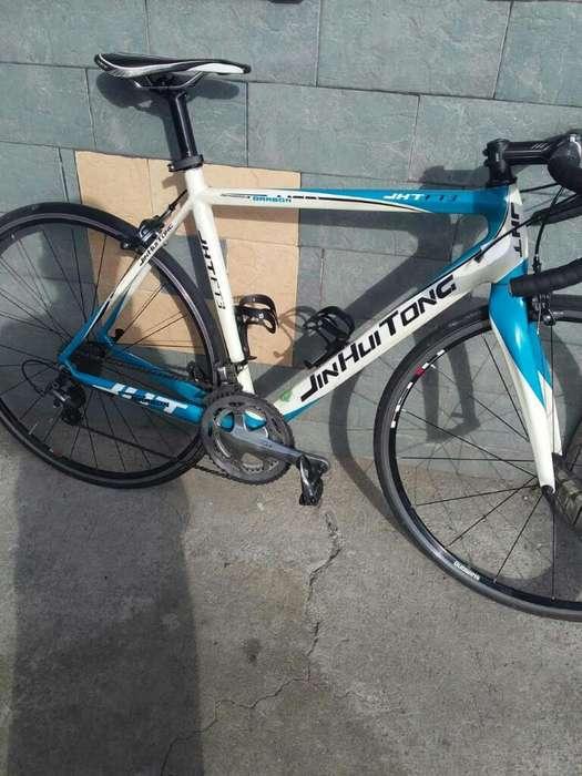 Vendo <strong>bicicleta</strong> de Ruta de Carbono