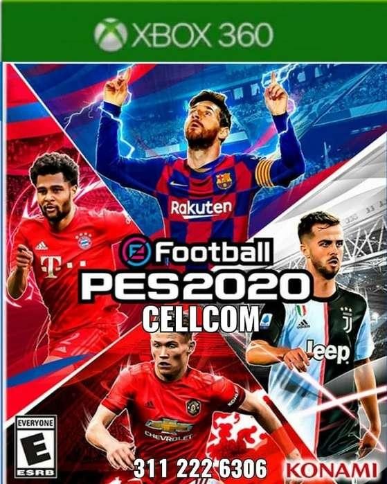 Pes 2019 Actua Xbox 360 Rgh 5.0 Original