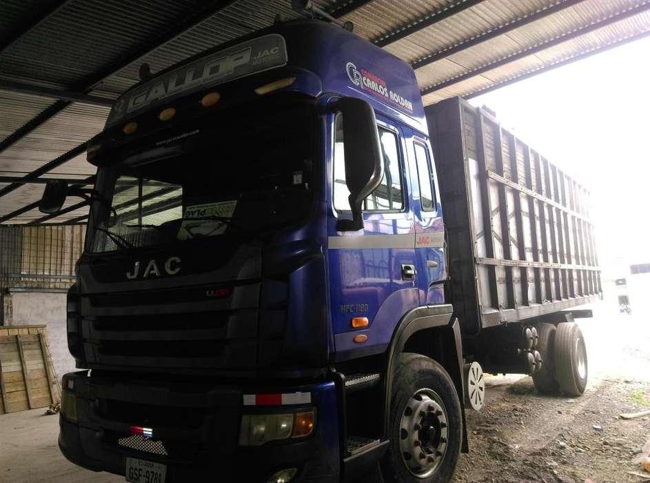 Flamante Camion Jac